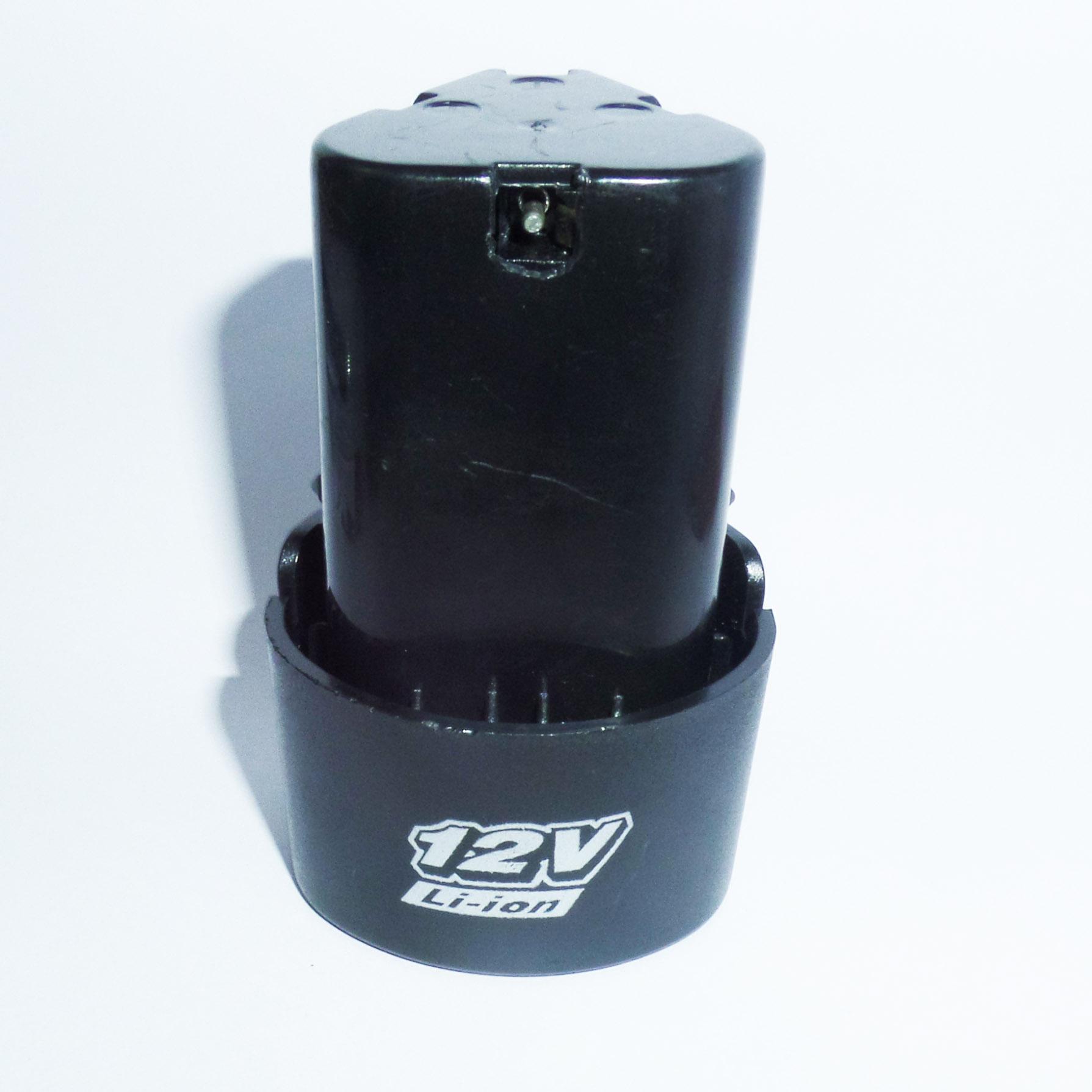 Pin Li-ion MAKITA 12V - dung lượng 2.5AH - Dòng xả 20A Chuyên dùng cho các máy khoan MAKITA 12V Series (Thay thế pin cho máy khoan TQ VOTO 12V...)