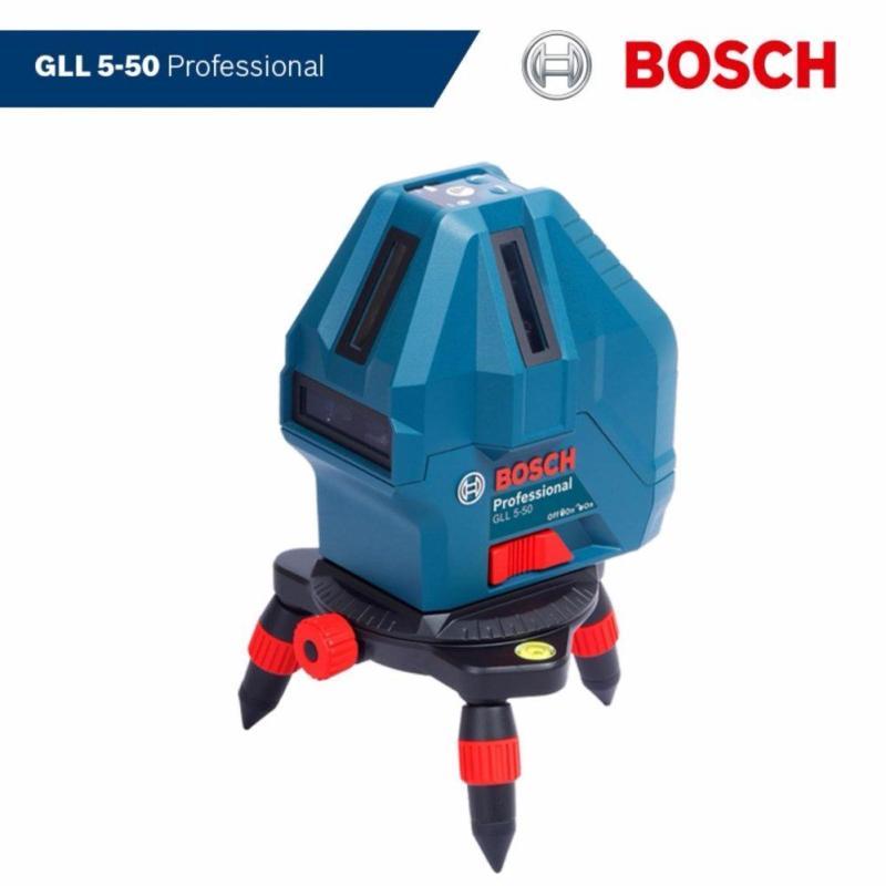 Máy cân mực Bosch GLL 5-50 X Professional 15m ± 0,2 mm/m