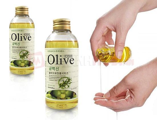Tinh Dầu Massage Olive Nguyên Chất - 160ml
