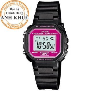 Đồng hồ nữ dây nhựa Casio Anh Khuê LA-20WH-4ADF thumbnail
