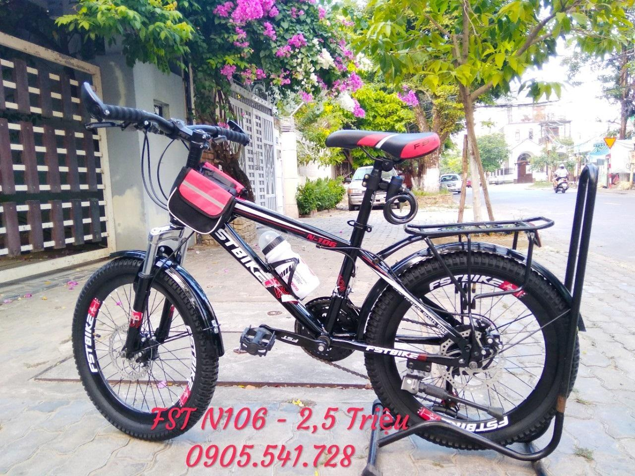 FST N106 xe đạp địa hình trẻ em