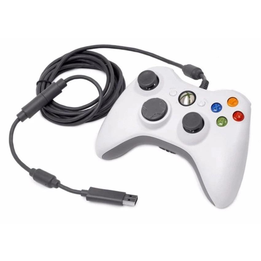 Hình ảnh Tay cầm chơi game Xbox 360 có dây