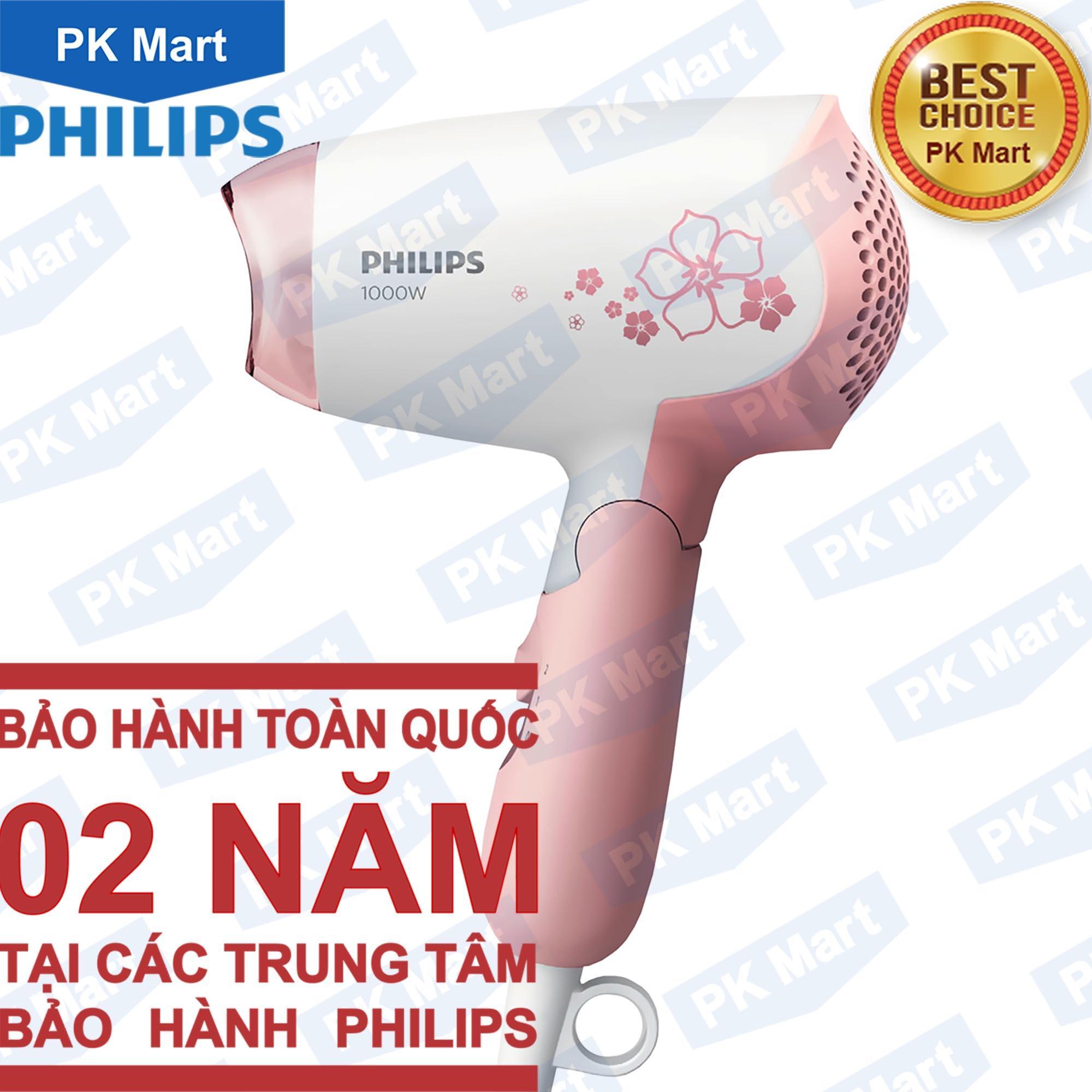 Máy sấy tóc Philips HP8108 (Hồng) nhập khẩu