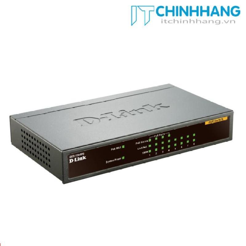 Bảng giá Thiết bị chuyển mạch DLink DES-1024A Phong Vũ