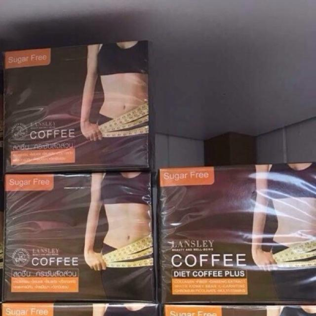 Cafe giảm cân Lansley Thái lan nhập khẩu