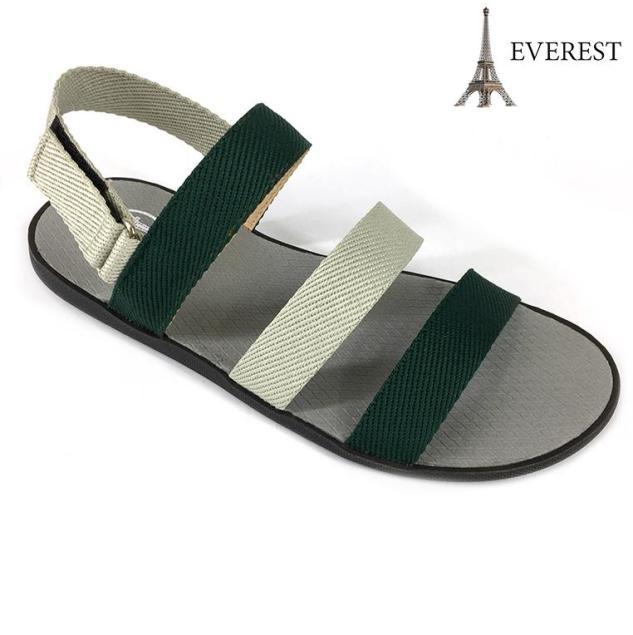 Giày sandal 3 quai ngang nam thời trang Kabuto EV12 (Đen) (Nhiều màu) A253 giá rẻ