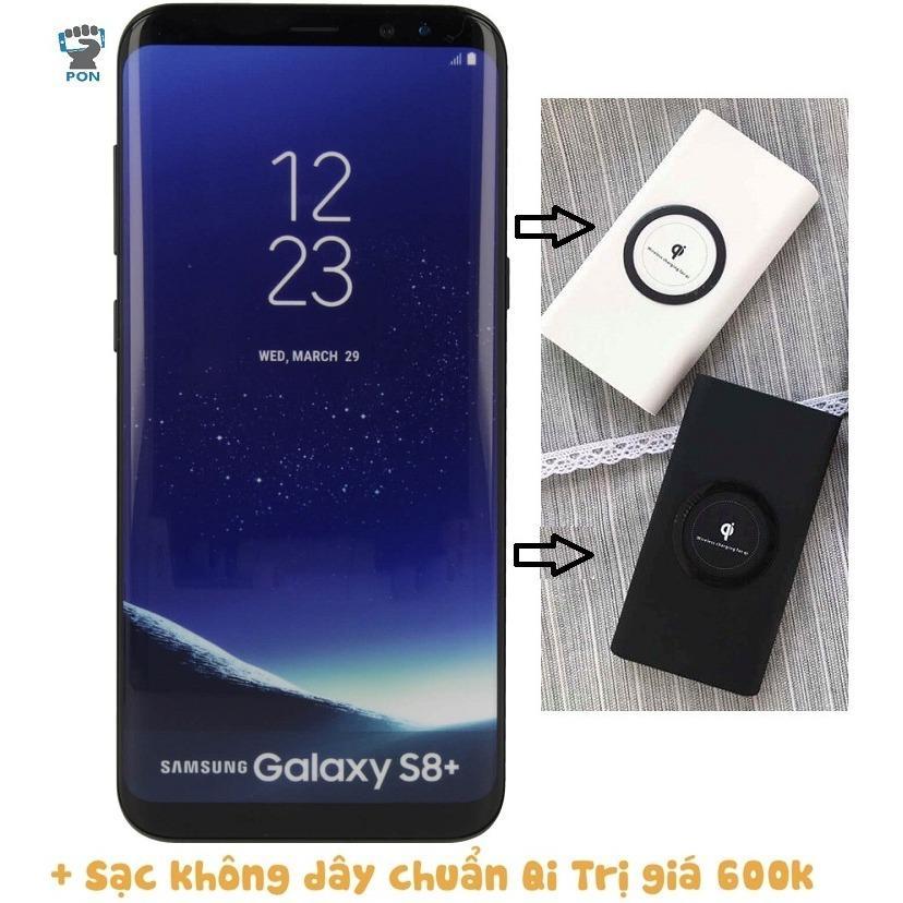 Giá Bán Samsung S8 Plus Sạc Khong Day Hang Nhập Khẩu Tốt Nhất