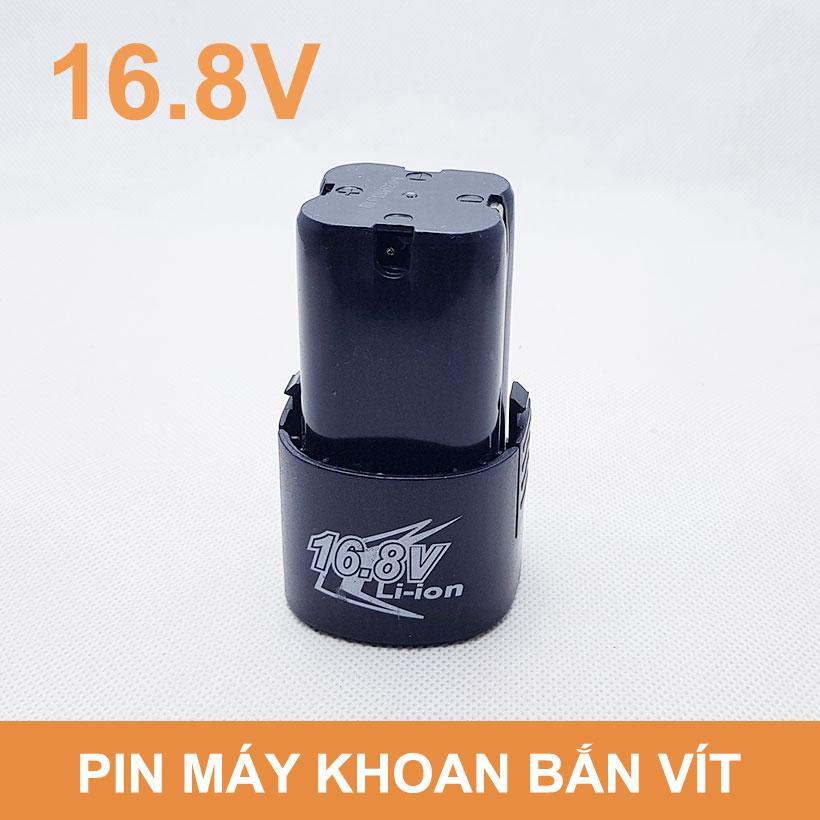 Pin máy khoan bắn vít 16.8V cao cấp
