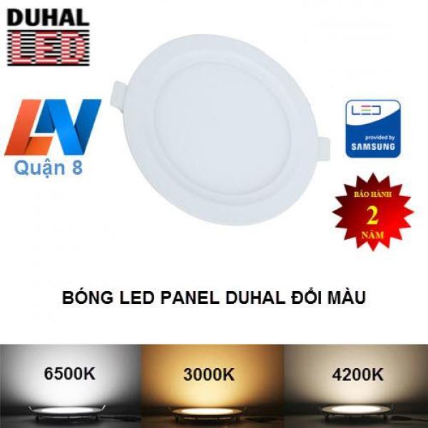 Đèn Led âm trần 3 chế độ 9w Duhal - SDMT0091- Hàng Việt Nam