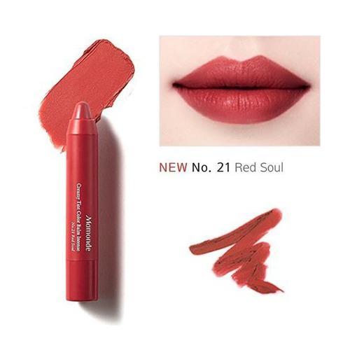 Mua Son But Chi Sieu Li Mamonde Creamy Tint Color Balm Intense 21 Red Soul Hồ Chí Minh