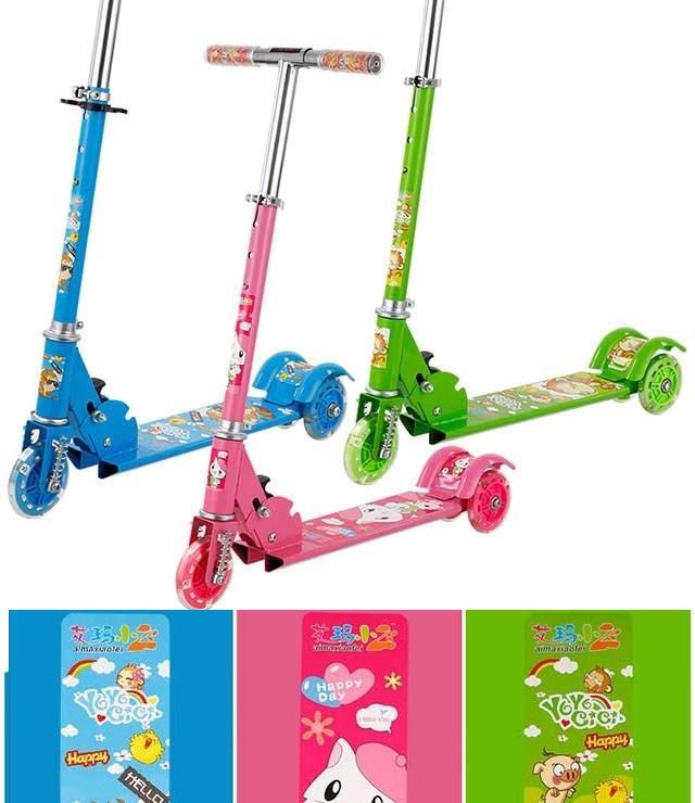 Mua Mua xe scooter, Đồ chơi thông minh cho trẻ 4 tuổi - MUA NGAY Xe Scoster bánh phát sáng, cho trẻ kích thích vận động, cao, khỏe, phát triển toàn diện- Bảo hành UY TÍN 1 đổi 1