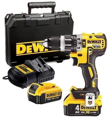 Máy khoan vặn vít động lực pin 18V Dewalt DCD796M2