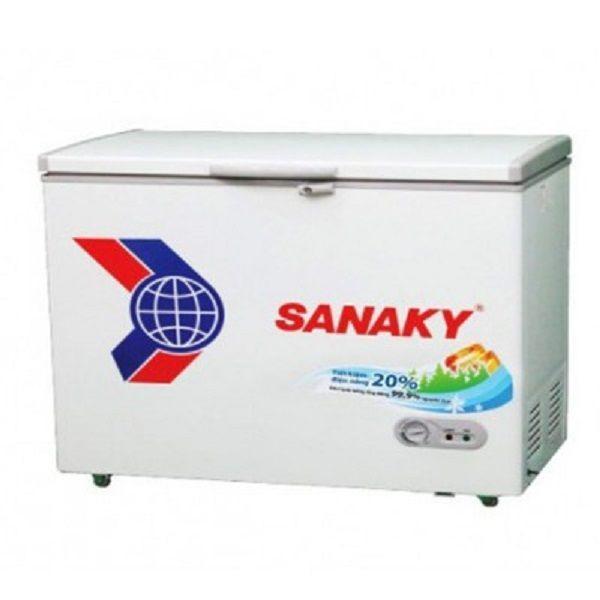 Hình ảnh Tủ đông dàn đồng Sanaky VH-2599HY2 250 lít