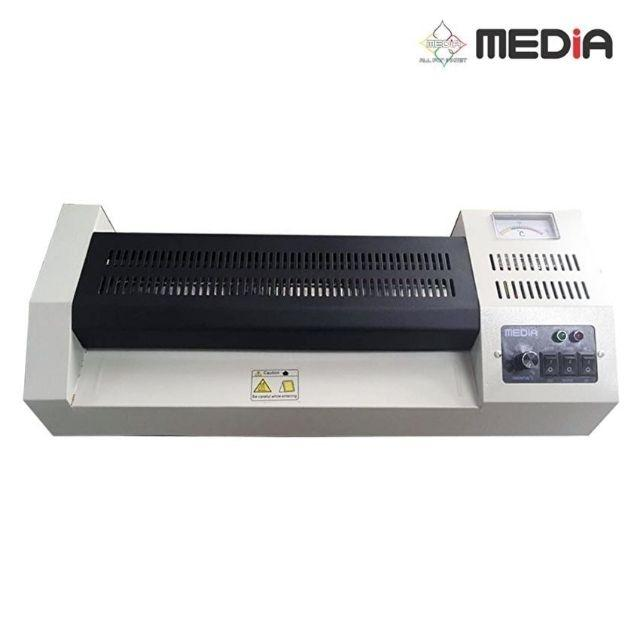 Máy ép Nhựa Plastic Media MD320 Khổ A3