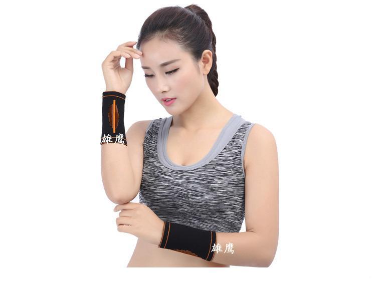 Hình ảnh Băng bảo vệ cổ tay tập thể thao giảm chấn thương ( 2 chiếc )