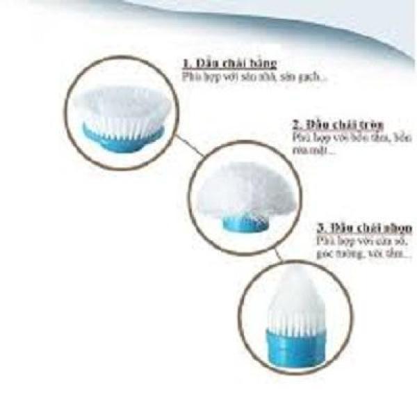 Bảng giá Chổi điện đa năng xoay 360 độ (Trắng) Điện máy Pico