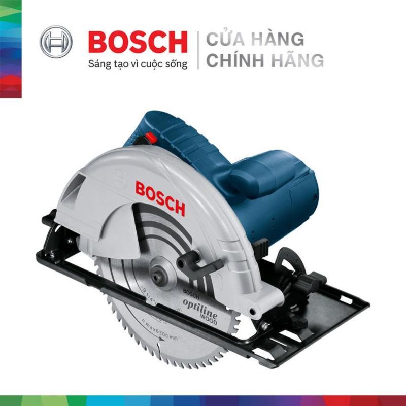 Máy cưa đĩa Bosch GKS 235 turbo + Tặng phụ kiện 1 lưỡi cắt và 1 ray