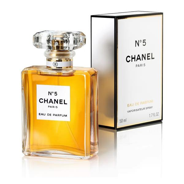 NH Chanel N.5 Eau de Parfum .50ml