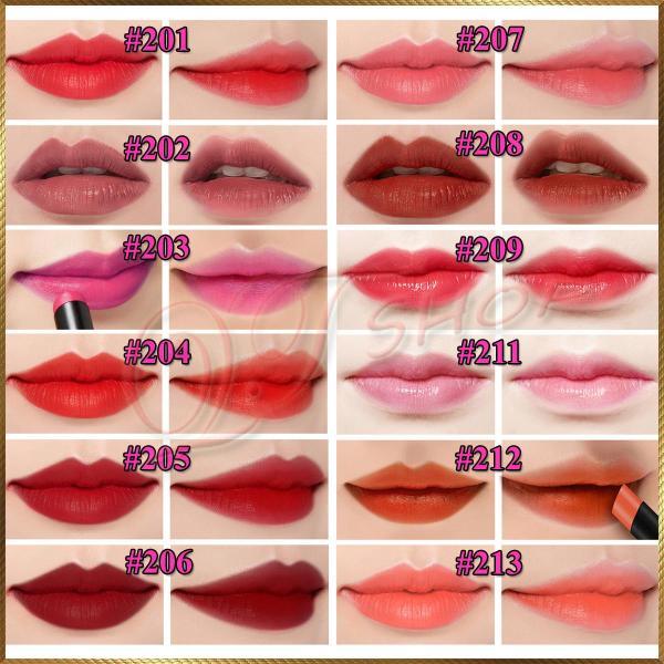Son môi bóng dưỡng ẩm MayCreate MC30