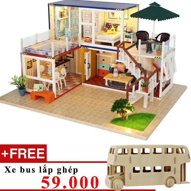 Hình ảnh Nhà búp bê- CONTAINER HOUSE B DiyDollHouse