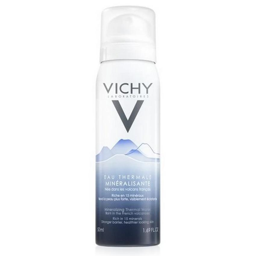 Vichy Xịt khoáng dưỡng da Mineralizing Thermal Water 50ml