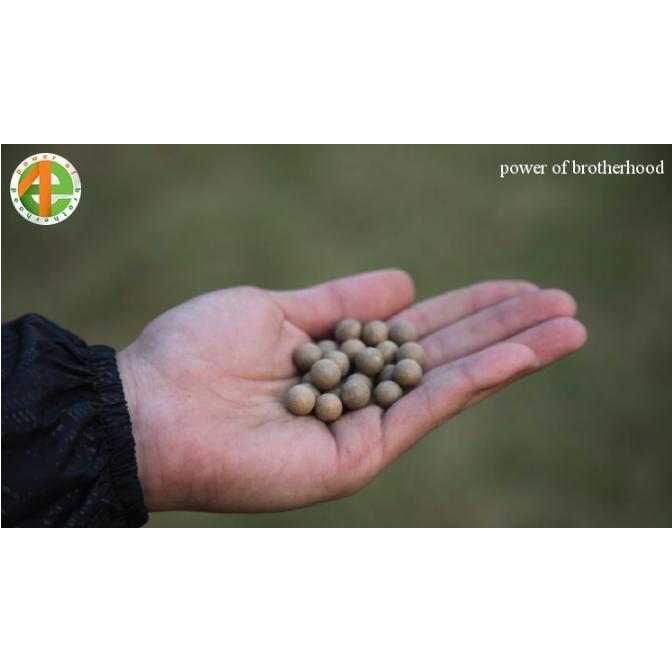 Hình ảnh bi đất sét ná cao su an toàn 600 viên 1 kg
