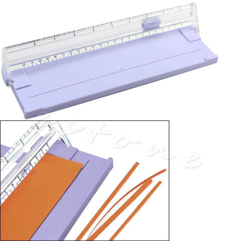 Mua A4 Precision Paper Card Art Trimmer Photo Cutter Cutting Mat Blade Ruler Shredder Paper Trimmer Tool For Home and Office - intl