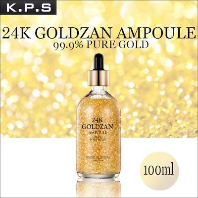 Tinh Chất Dưỡng Trắng da Ampoule vàng 24k chính hãng