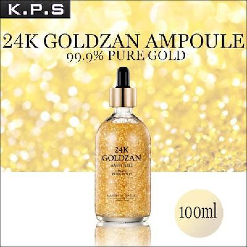 Tinh Chất Dưỡng Trắng da Ampoule vàng 24k