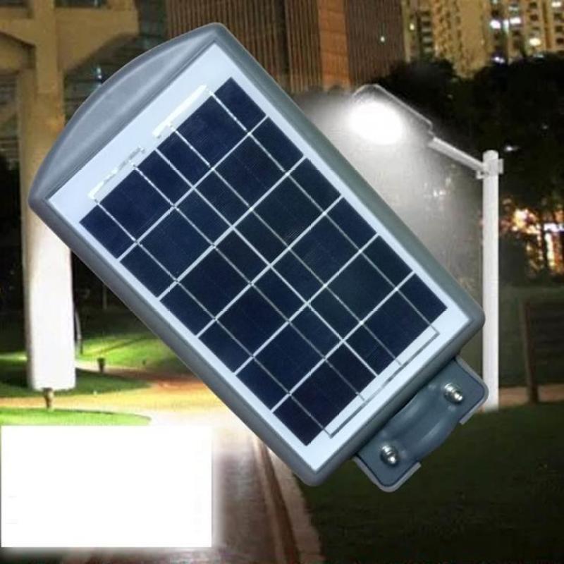 Đèn đường phố năng lượng mặt trời cảm biến thông minh MTCB60