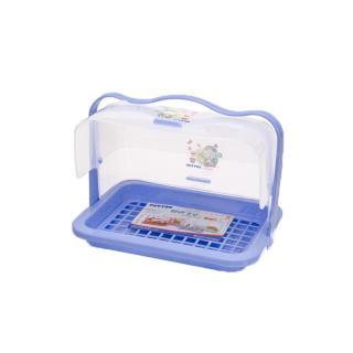 Khay úp bình sữa Duy Tân có nắp LỚN -35 x 25 x 29 cm cm D+ thumbnail