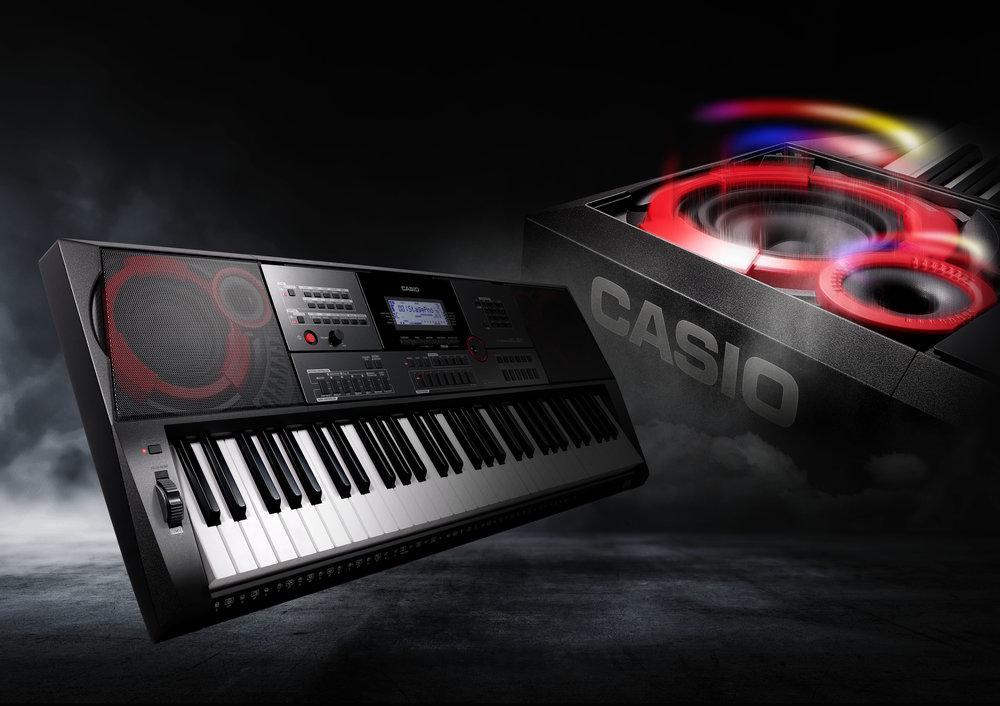 Siêu Giảm Giá Khi Mua Đàn Organ Casio CT-X3000