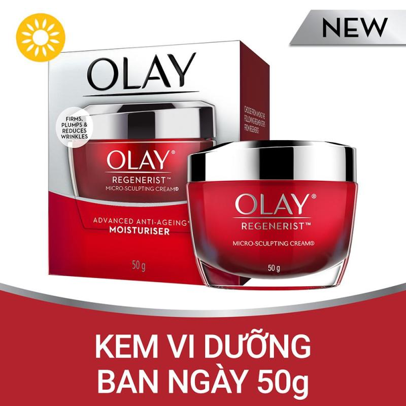 Kem vi dưỡng ban ngày Olay Regenerist 50G nhập khẩu