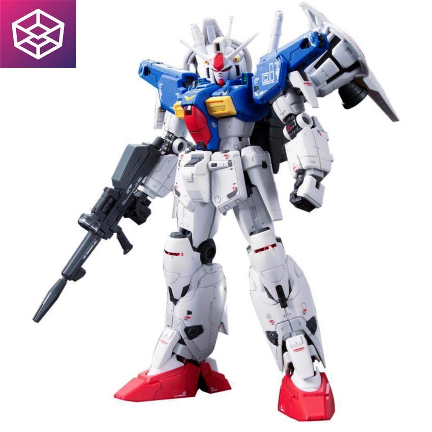 Mô Hình Lắp Ráp Gundam Bandai RG 13 Gundam GP01Fb Full Burnern [GDB] [BRG]