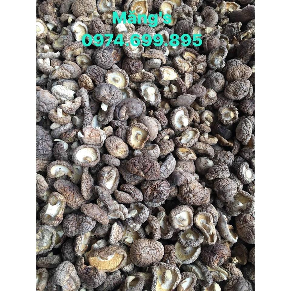 Nấm hương khô loại 1 (200gram hút chân không)