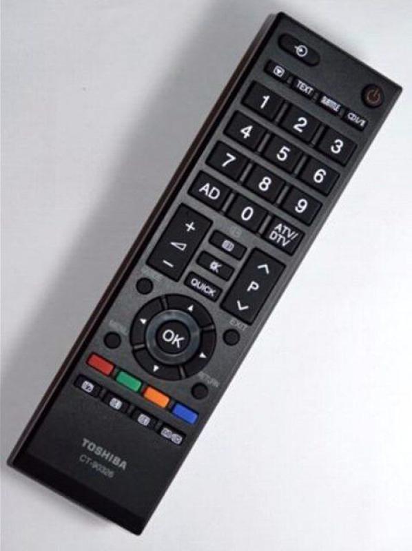 Bảng giá Điều khiển tivi toshiba smart 90436 (đen)