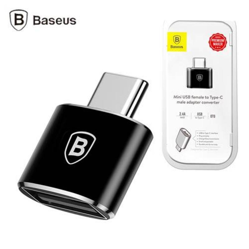 Bảng giá Cáp USB Type C to USB Chính Hãng Baseus (A1534,A1706,A1707,A1708) Phong Vũ
