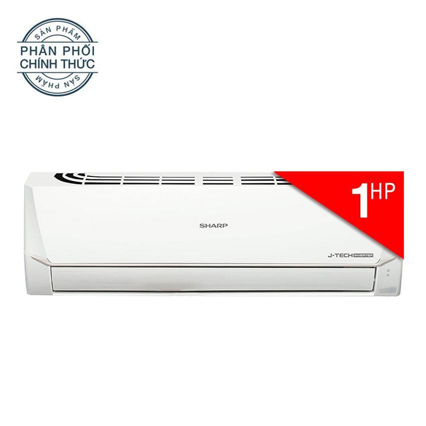 Máy Lạnh Inverter Sharp AH-X9VEW (1.0HP) - Trắng