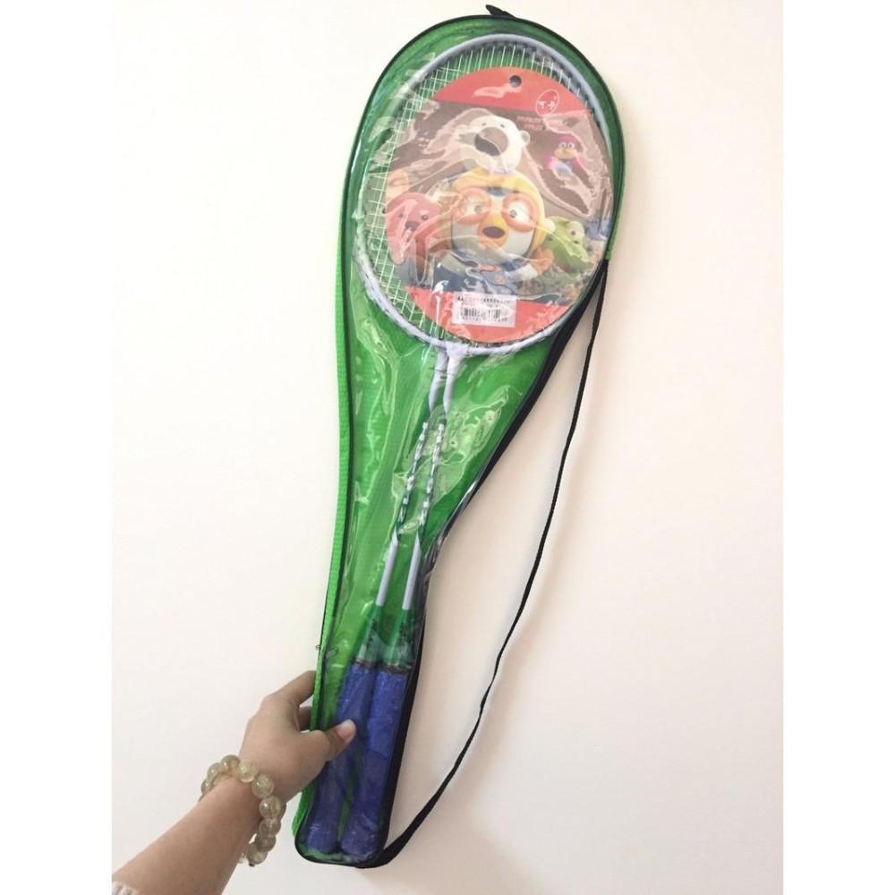 Hình ảnh Bộ 2 vợt cầu lông xịn giá tốt No.912