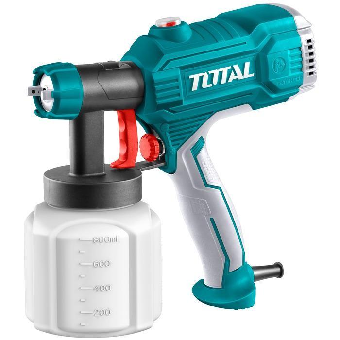 Dụng cụ phun sơn bằng điện 350W Total TT3506