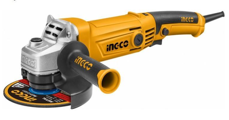 125mm (5Inch) Máy mài góc 1010W INGCO AG10108