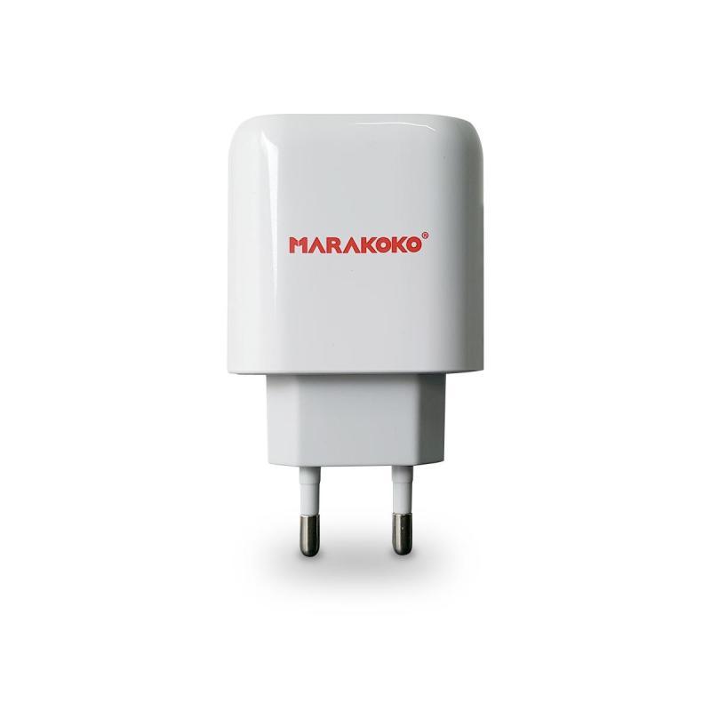 Giá Sạc điện thoại Marakoko MA15, 1 cổng Quick Charge 3.0, 18W