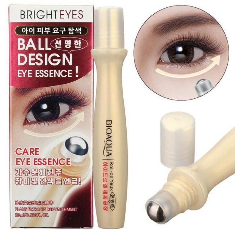 Tinh chất dạng Bút lăn dùng cho vùng mắt giảm bọng mắt trị thâm mắt BIOAQUA CARE EYE ESSENCE - HX1780 - chăm sóc da mặt - chăm sóc vùng mắt