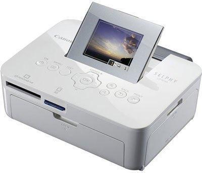 Máy In ảnh Canon SELPHY CP1000 (Trắng) - Hàng Nhập Khẩu Giá Cực Cool