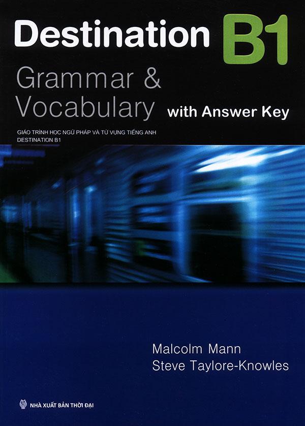 Destination B1 : Grammar & Vocabulary Đang Khuyến Mại Khủng