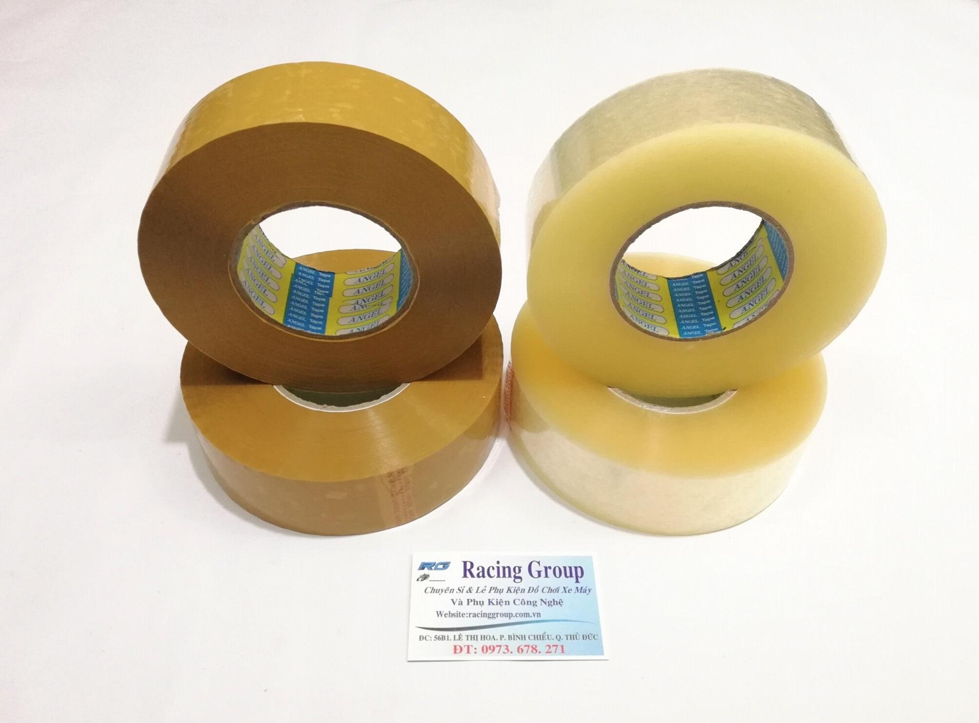 Mua Băng Keo Vàng Đục Đóng Hàng 400Y/375M