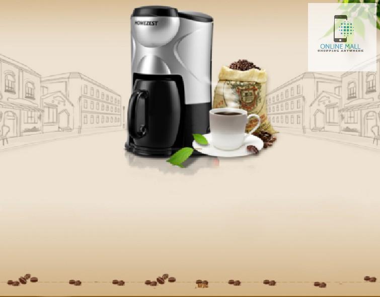 Máy pha cà phê HomeZest A01   Online Mall