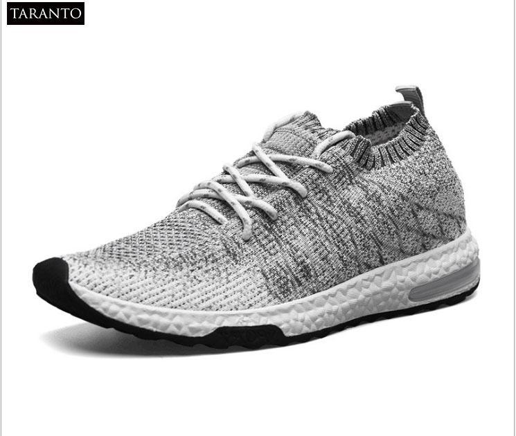 Offer Khuyến Mãi Giày Sneaker Nam Dệt Lưới Thời Trang TARANTO TRT-GTTN-39