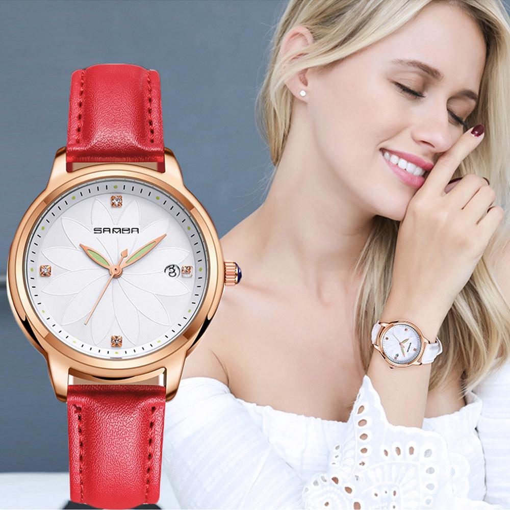 Đồng hồ nữ SANDA mặt đính đá kim cương nhân tạo sang trọng đẳng cấp MDH-SD219 bán chạy