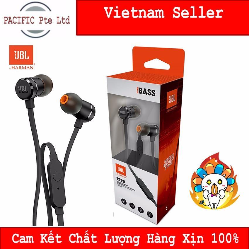 Giá Bán Tai Nghe In Ear Jbl T290 Hang Nhập Khẩu Mới